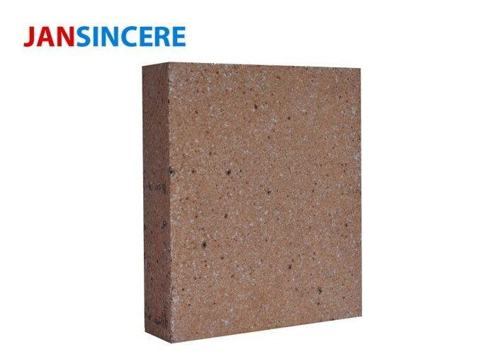 Furnace Fire Clay Bricks Heat Resistant Low Thermal Conductivity Wear Resistance