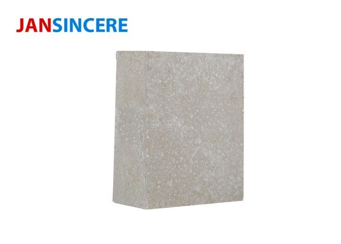 Castable Lime Kiln Furnace Refractory Bricks High Mechanical Strength Acid Resistant