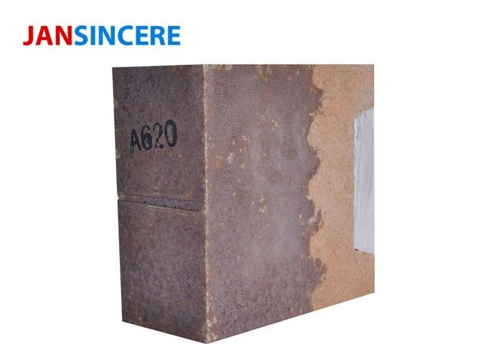 Wood Burning Stove Fire Bricks , High Grade Silicon Carbide Heat Resistant Bricks