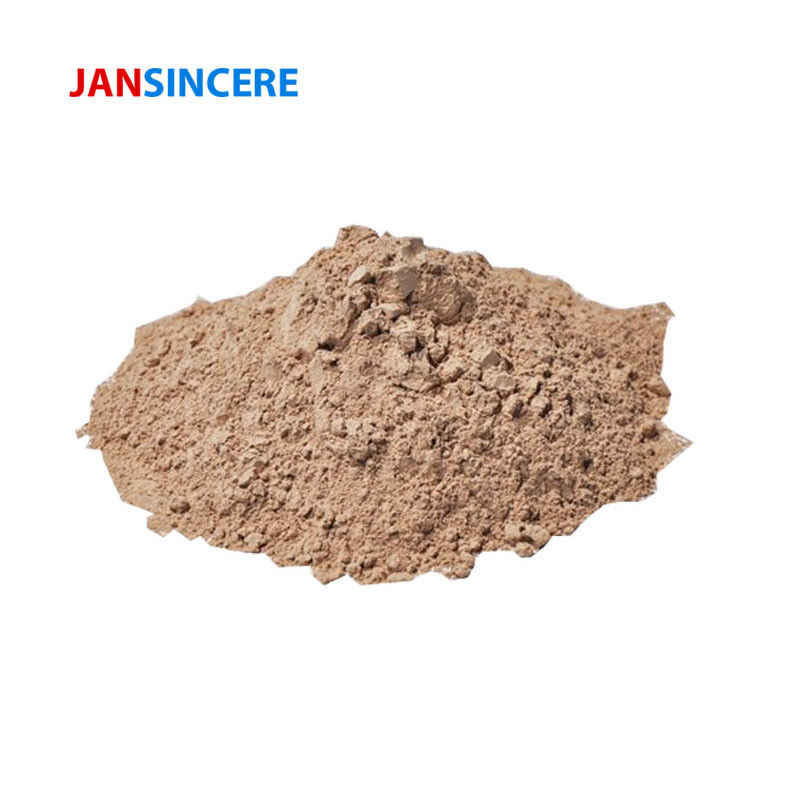 Heat Proof Refractory Brick Mortar Mix For Fireplace Anti - Erosion Resistance
