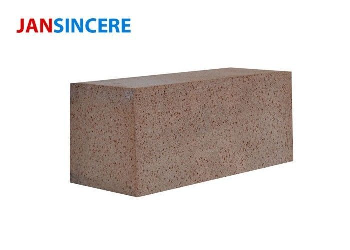 High Alumina Soft Insulating Fire Bricks For Industry Kilns Stable Thermal Conductivity